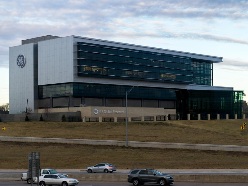 The GE Global Research Center in Oklahoma City.