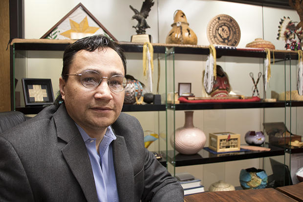 Cherokee Nation Secretary of State Chuck Hoskin says the seed bank program continues to grow.