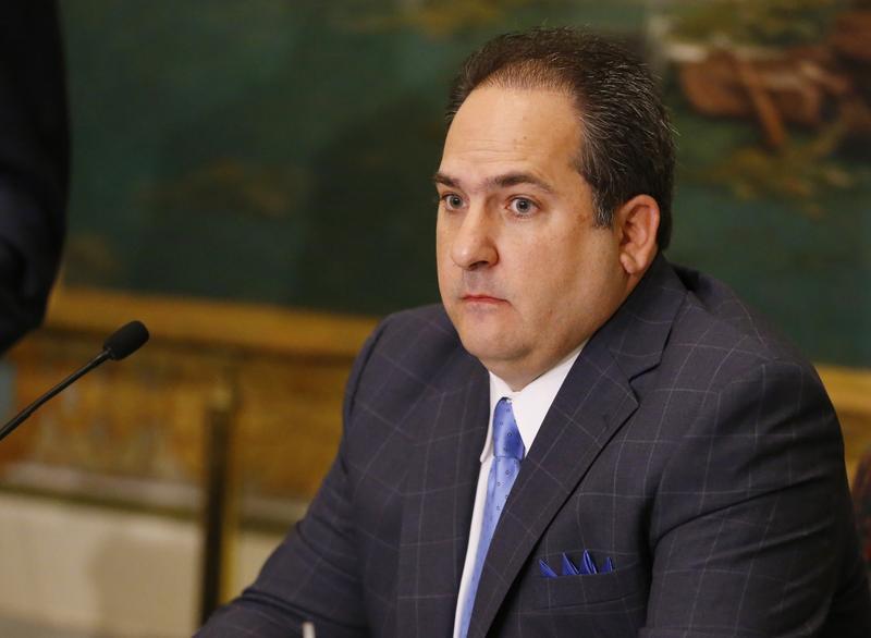 State Senator Kyle Loveless sent a letter of resignation to Senate President Pro Tempore Mike Schulz on Thursday morning.