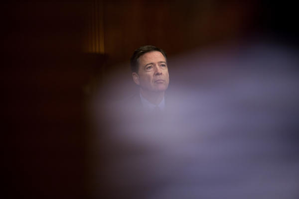 Former FBI Director James Comey's opening statement for the Senate Intelligence Committee hearing on Thursday shows that the president wanted it publicly known that he was not under investigation.