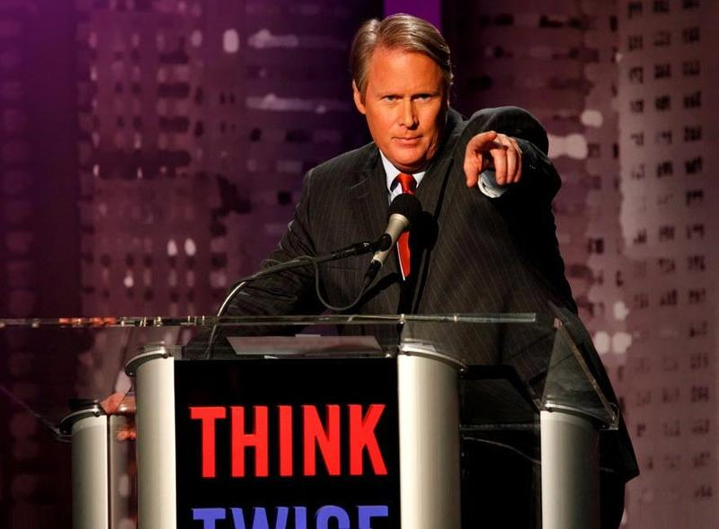 John Donvan, host and moderator of Intelligence Squared U.S. debates.