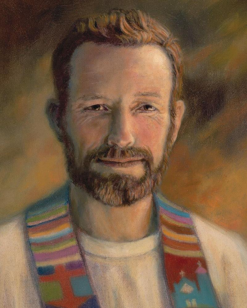 Portrait of Father Stanley Rother