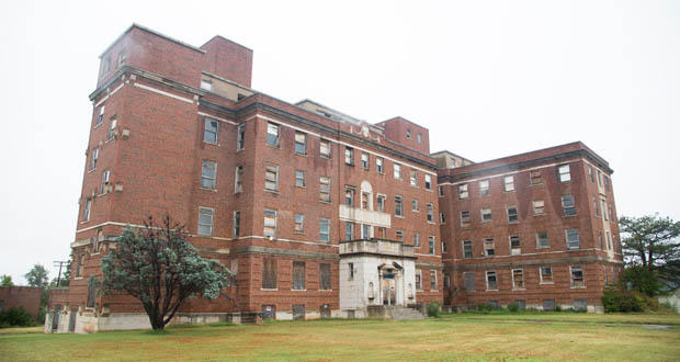 A planned development at the old Logan County hospital in Guthrie would be affected by a proposed end to the state's Affordable Housing Tax Credit program.