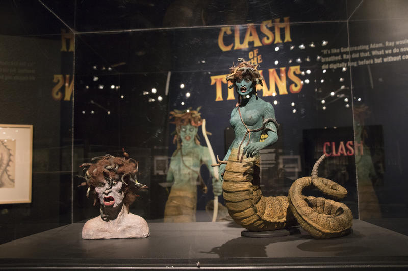 Medusa features prominently in the 1981 film Clash of the Titans.