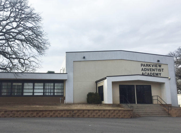 "The principal of Parkview Adventist Academy says the school has no intention of discrimination.  But the school's website says the school is ""unable to accept pupils who have serious scholastic or behavioral problems, or who are mentally handicapped."""