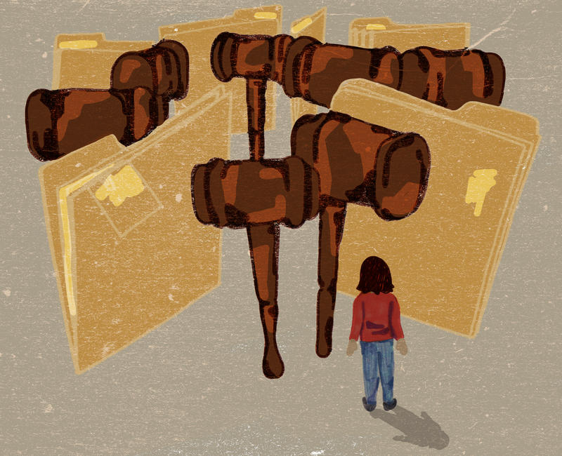 Reporter Tennessee Watson takes us inside the arduous process of seeking justice in her own child sexual abuse case. Her story exposes discrepancies in prosecutors' responses and spotlights a lack of accountability.