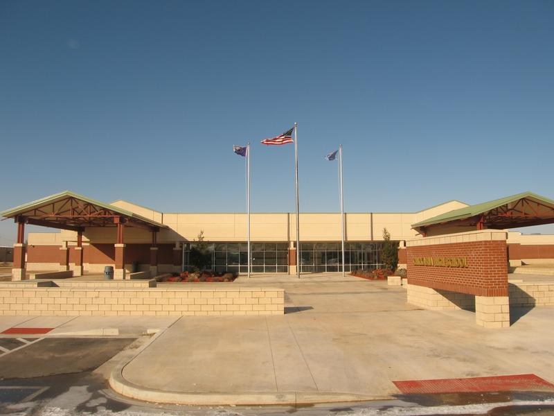 Chickasha High School is one of five K-12 schools run by Chickasha Public Schools. The state auditor's office will conduct an investigation of the district following a successful petition by local residents.