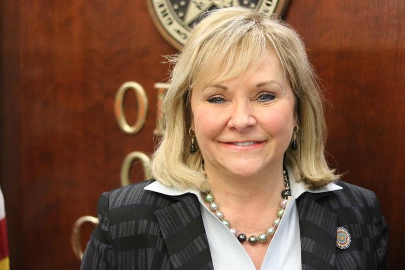 Oklahoma Gov. Mary Fallin