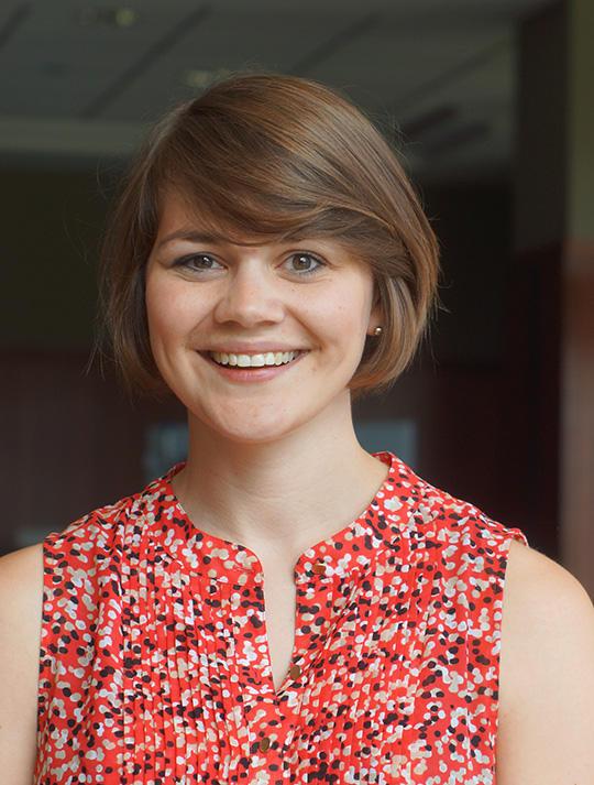 KGOU Host Claire Donnelly
