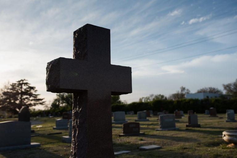 Fairlawn Cemetery in Oklahoma City.