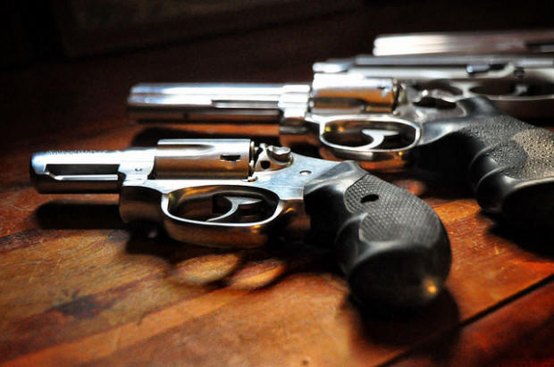 SB 1212 would allow people to carry firearms openly without a permit or training.