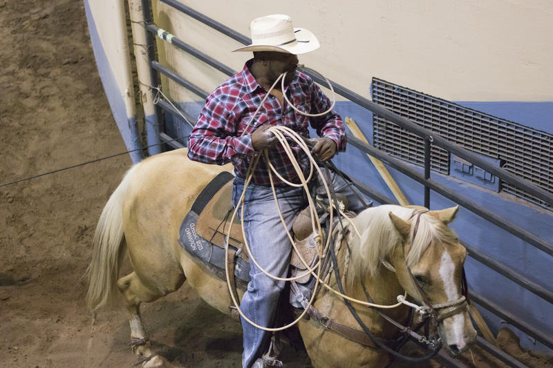 The Cowboys of Color Rodeo drew thousands of attendees to the Oklahoma State Fair Park on May 5.
