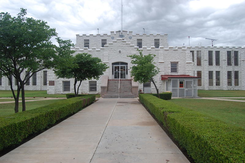 Oklahoma State Reformatory is a minimum security prison that houses over a thousand male inmates.