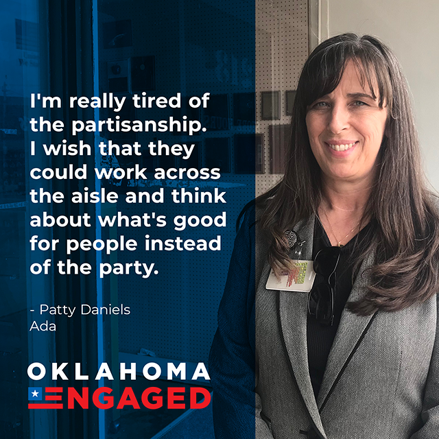 Citizen-centric reporting from Oklahoma Engaged