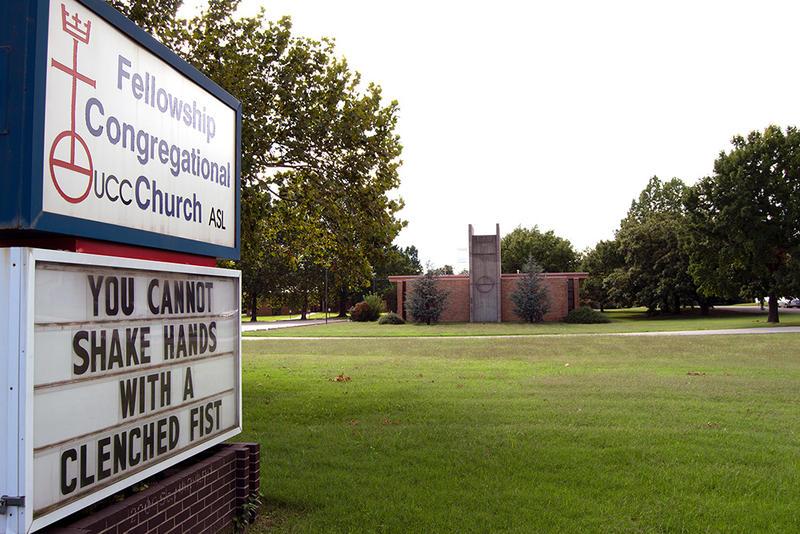 Fellowship Congregational Church of Christ in Tulsa, Okla.