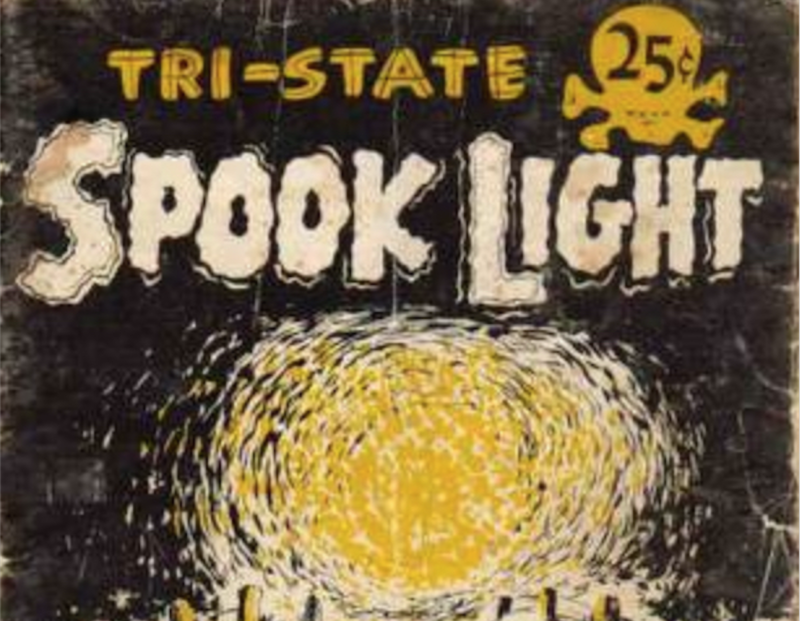Tri-State Spook Light booklet from 1955.