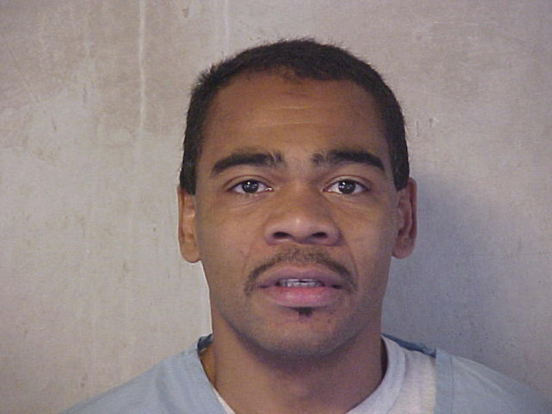 In this photo provided by the Oklahoma Department of Corrections, Patrick Dwyane Murphy is pictured in a photo in McAlester, Okla., dated July 8, 2004.