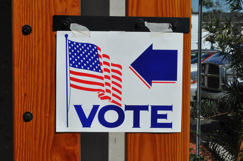 The 2018 election is on Nov. 6. Early voting is from Nov. 1 to Nov. 3.
