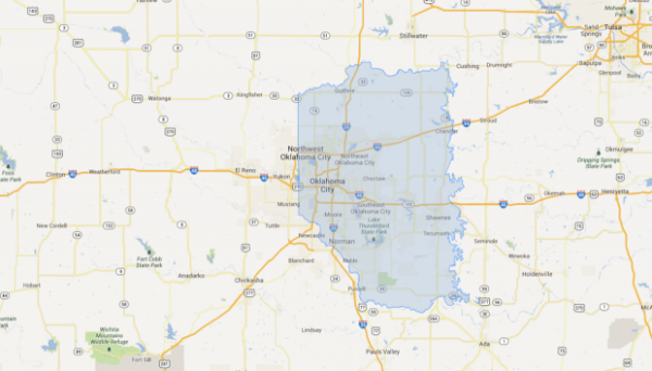 The Garber-Wellington Aquifer is part of the Central Oklahoma aquifer, which every major city in the region uses — except Oklahoma City.
