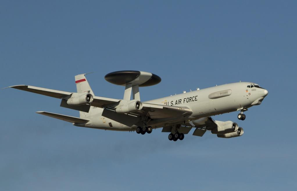 Defense Budget Could Force Cuts To Tinker Awacs Reservists