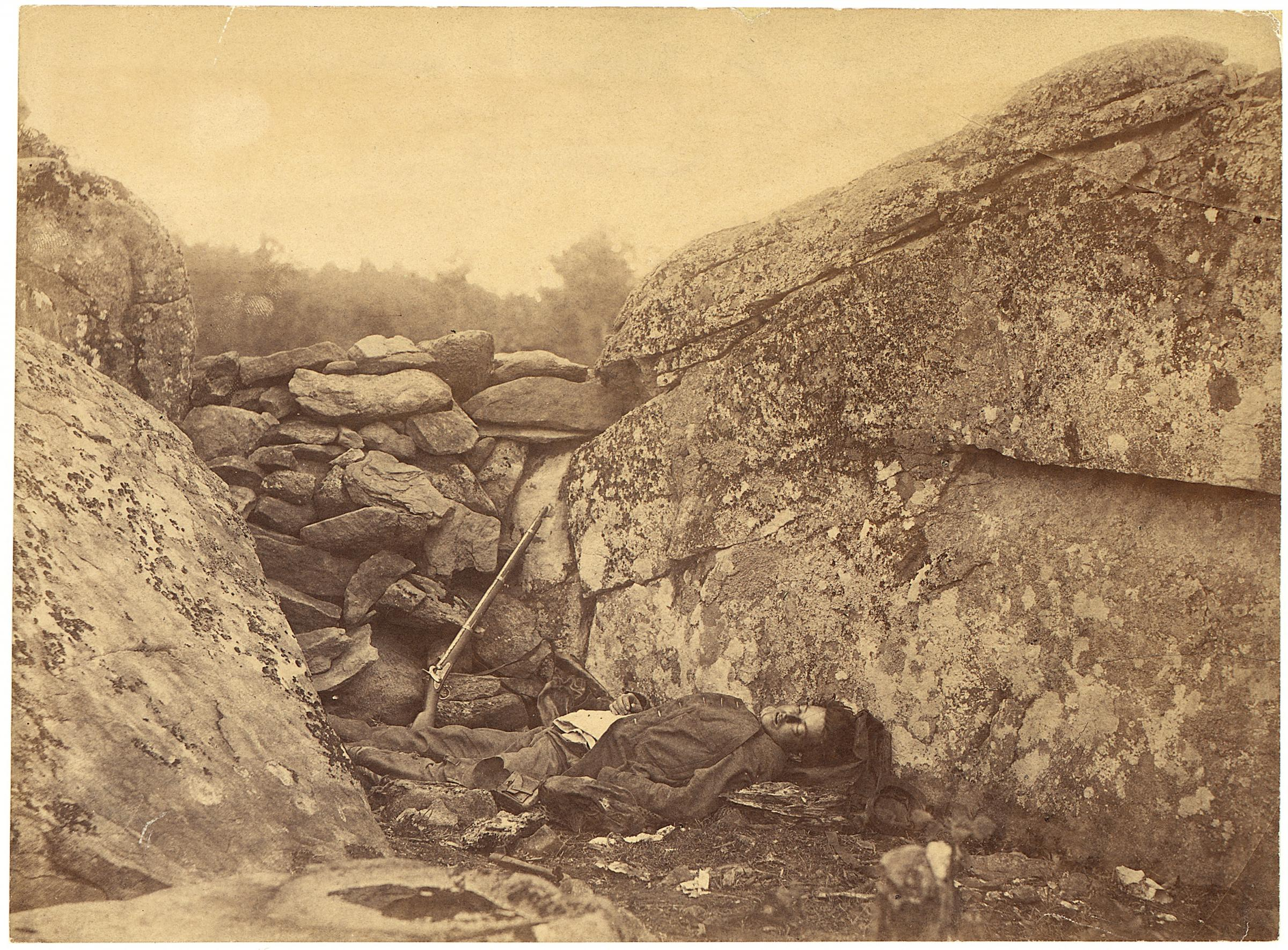 Three Reasons Why American Artists Rarely Painted The Civil War | KGOU
