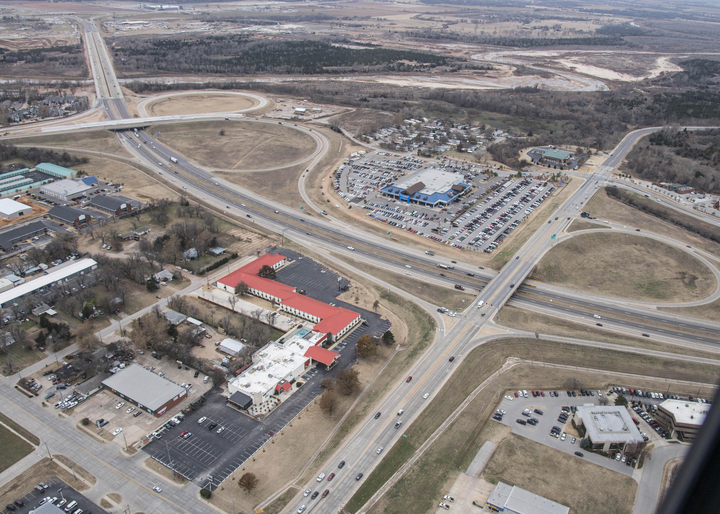 Two New Interchanges Approved For Interstate 35 In Norman