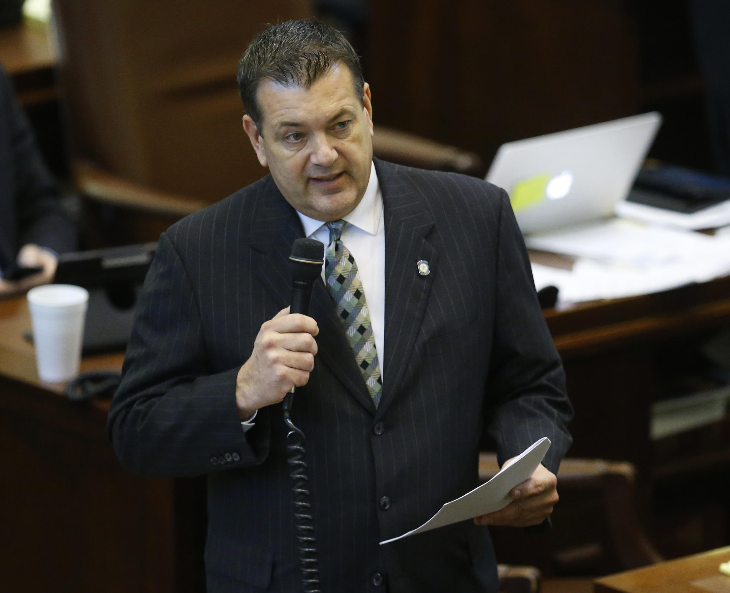 state rep. dan kirby resigns after house committee recommends