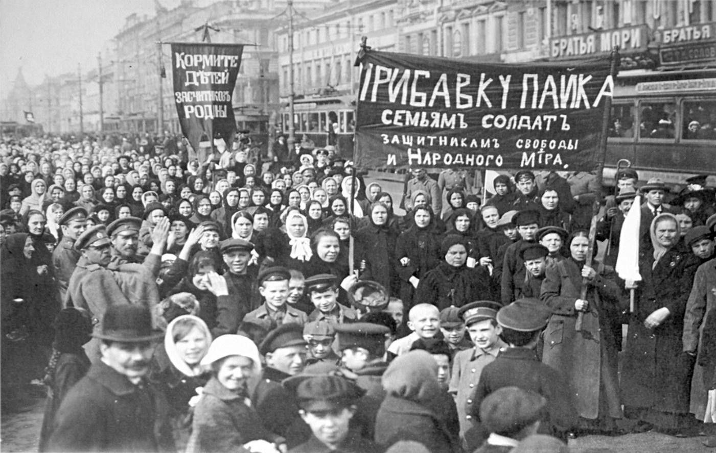 Of The Russian Revolution Of