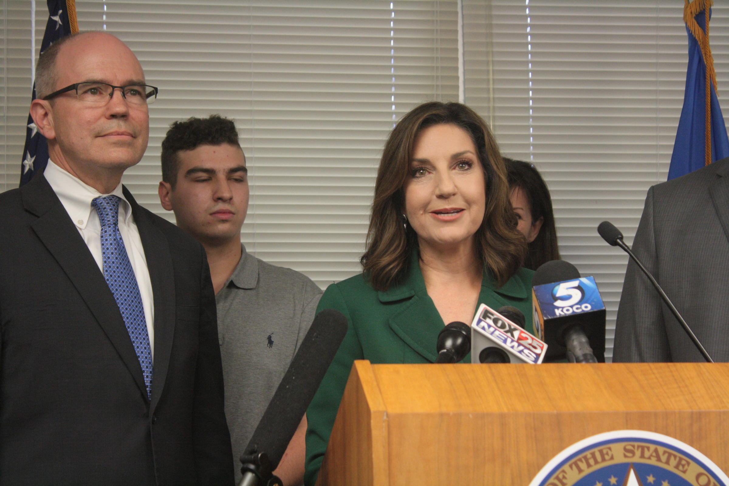 Charges against Hofmeister, four others, dropped