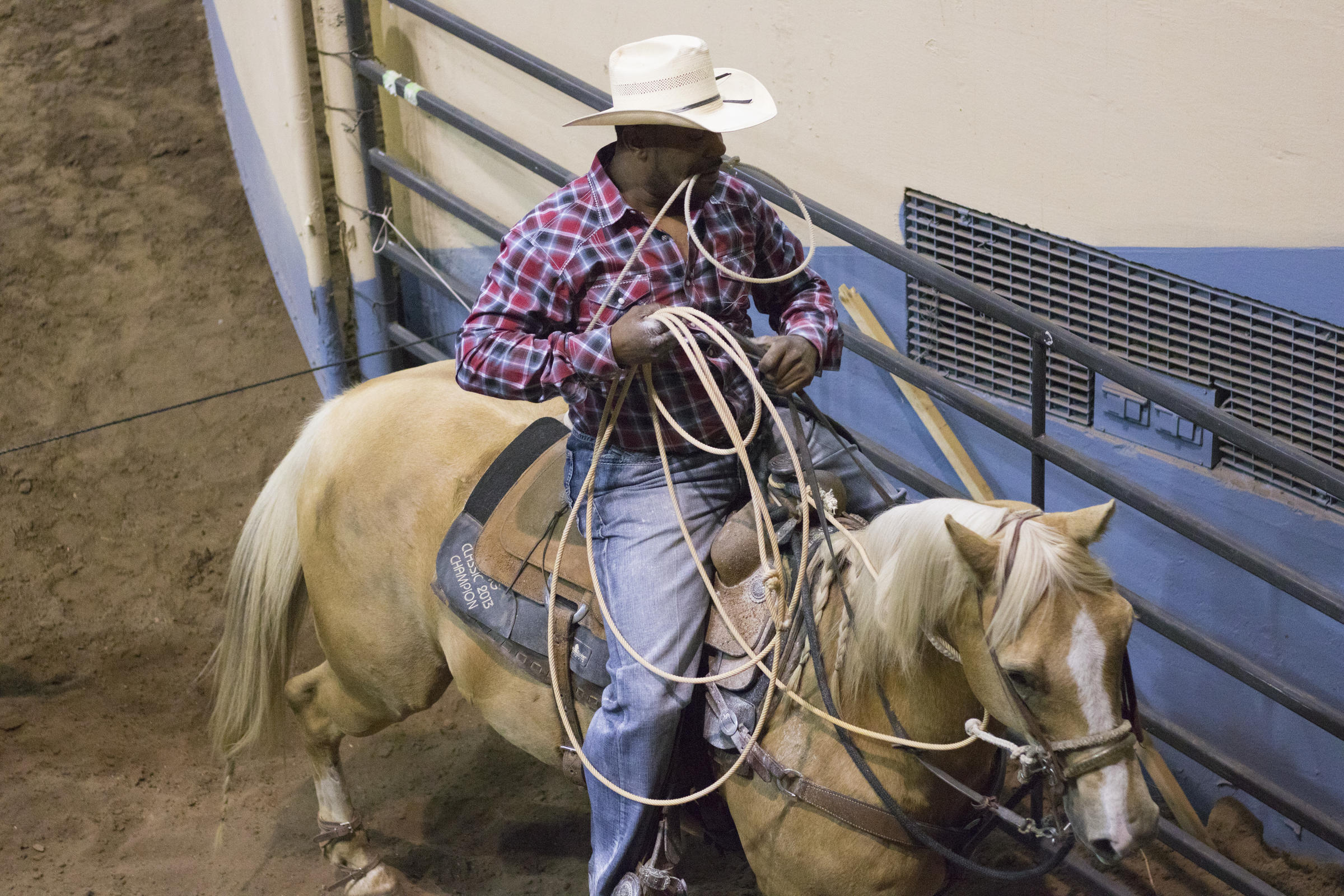 Diverse Cowboys Of Color Rodeo Returns To Oklahoma State
