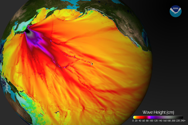 Questions About Fukushima Radiation In Hawaii Hawaii Public - Japan radiation map 2015