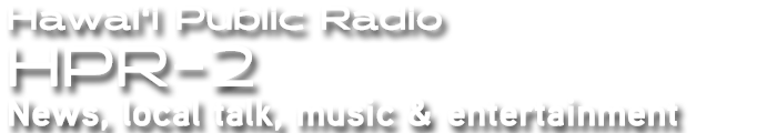 Hawaii Public Radio-HPR2 logo
