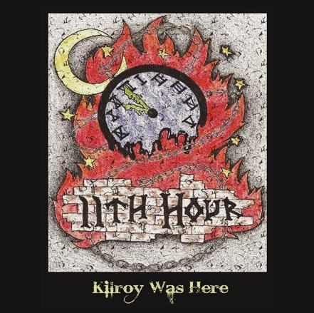 11th Hour CD Cover
