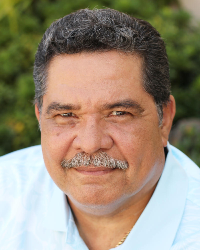 Ray Cruz Host of Latin Beat on HPR-1