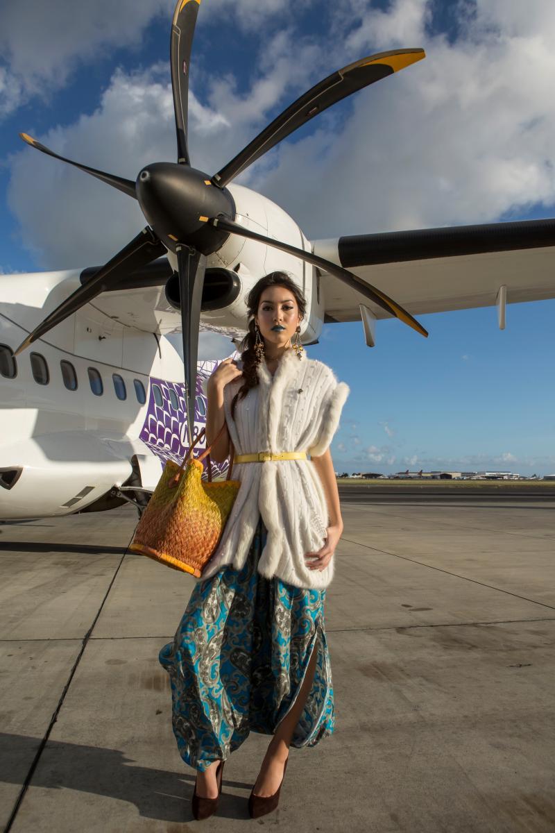 Kaveh Kardan via Hawaii Fashion Month