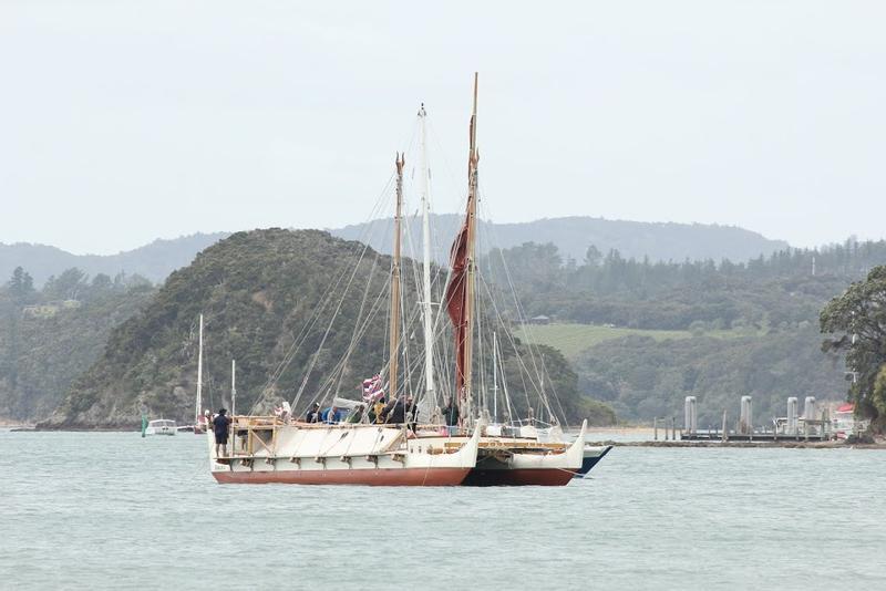 Todd Yamashita / Polynesian Voyaging Society