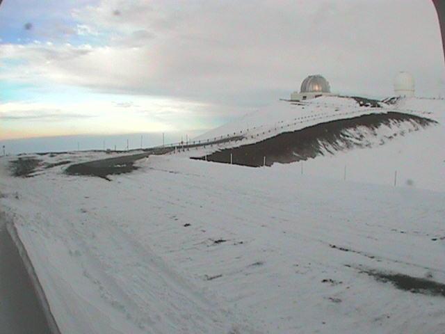 Mauna Kea Web Cam