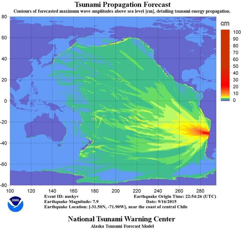 National Tsunami Warning Center