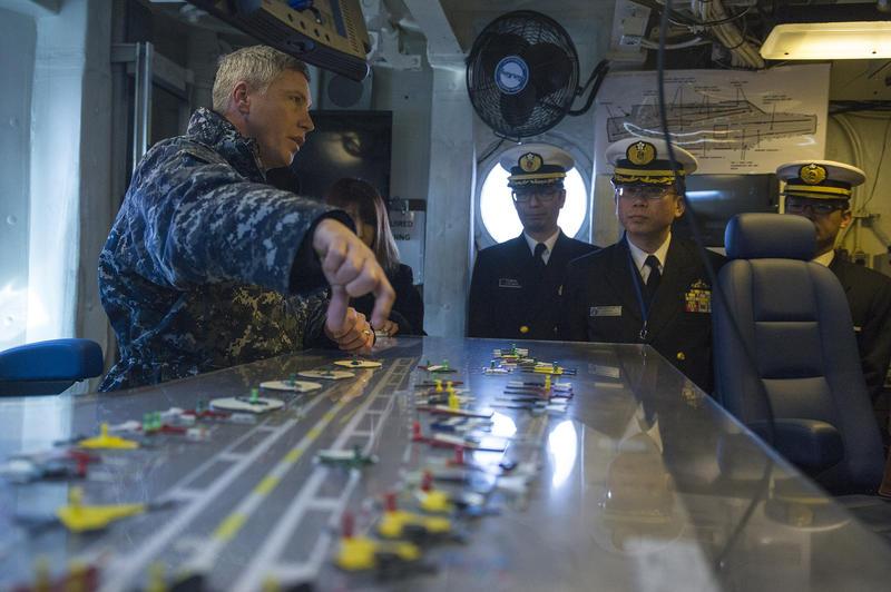 Commander, U.S. 7th Fleet / Flickr