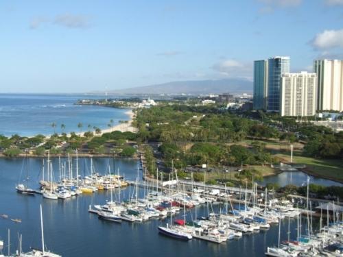 J.B. Friday, University of Hawai'i