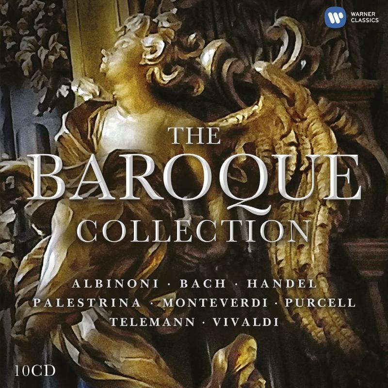 $100/Month: Music Director's Pick:  10 CDs: The Baroque Collection. World-class performances from the EMI archives. A stellar addition to any library. [Item#: S16CD109]