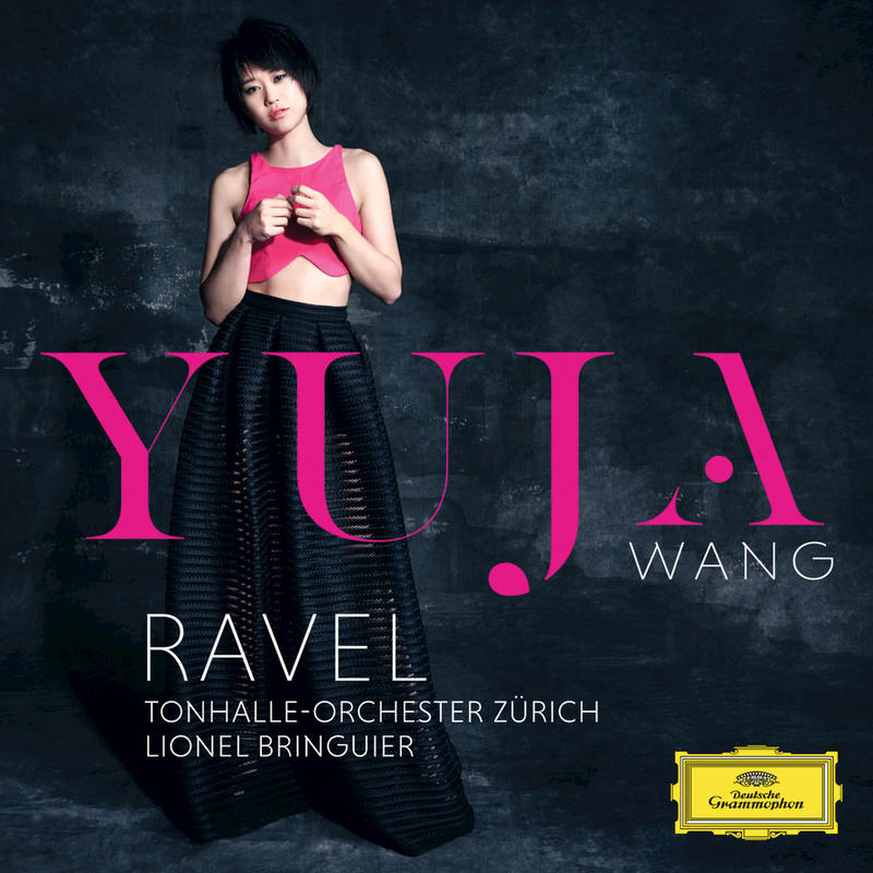$20/Month: CD: Ravel: Piano Concerto in G; Concerto for Left-Hand; Faure: Ballade. (Yuja Wang, piano; Zurich Tonhalle; Lionel Bringuier, cond.) Piano phenom Y. Wang captures the insouciance of Ravel and poetry of Faure. [Item#: S16CD104]