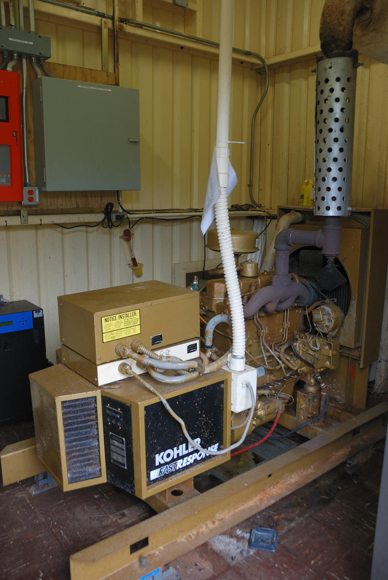 HPR's 30kw generator