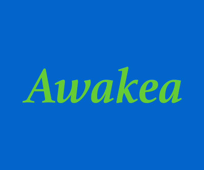 Word hawaii public radio awakea means mid day and we often hear it in the popular noon day greeting aloha awakea all of the popular greetings that incorporate specific times of m4hsunfo