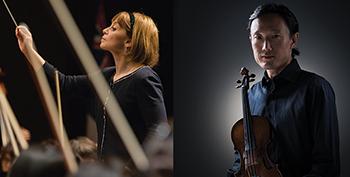 Conductor – JoAnn Falletta, Soloist – Iggy Jang