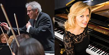 Victor Yampolsky, Conductor, Olga Kern, Piano