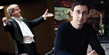 Michael Stern, Conductor, Alexander Kobrin, Piano