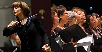 JoAnn Falletta, Conductor, O'ahu Choral Society