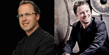 David Alan Miller, Conductor, Colin Currie, Percussion