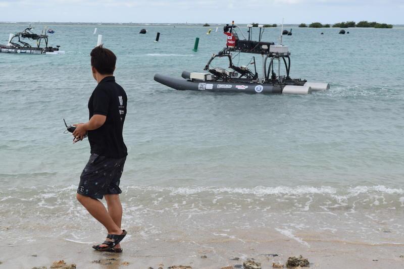 Maritime RobotX
